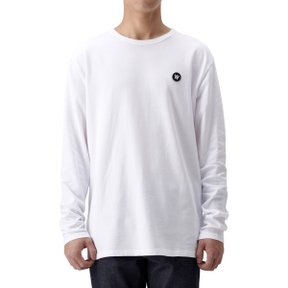MEL LONG SLEEVE BRIGHT WHITE