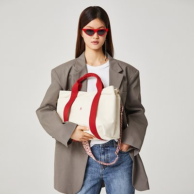 [조셉앤스테이시] Stacey Daytrip Tote Canvas M (ALL)