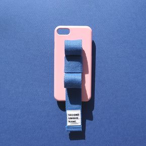 SUN CASE RIBBON L PINK RIVER BLUE