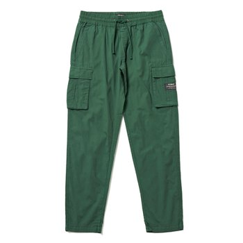 PARKER CARGO TROUSERS GREEN