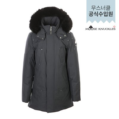 [MOOSEKNUCKLES] 남성 스틸링 파카 Mens Stirling Parka (18FMK8679MPKMK256)