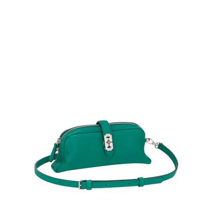 [vunque] Toque Clutch Piccolo (토크 클러치피콜로) Green