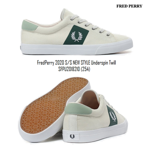 (PLATFROM) FredPerry 2020 S/S NEW STYLE Underspin Twill 언더스핀 트윌 SFPU2018210 (254)
