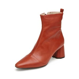 [파주점] Albany ankle boots(red) DG3CX18525RED