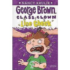 Lice Check 12 (Paperback)  - George Brown, Class Clown