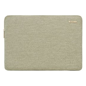 Slim Sleeve for iPad Pro 12.9 with Pencil Slot - Heather Khaki