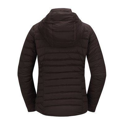 여자 SOUVRE (스부르) STRETCH SLIM DOWN JACKET DWW16544E9
