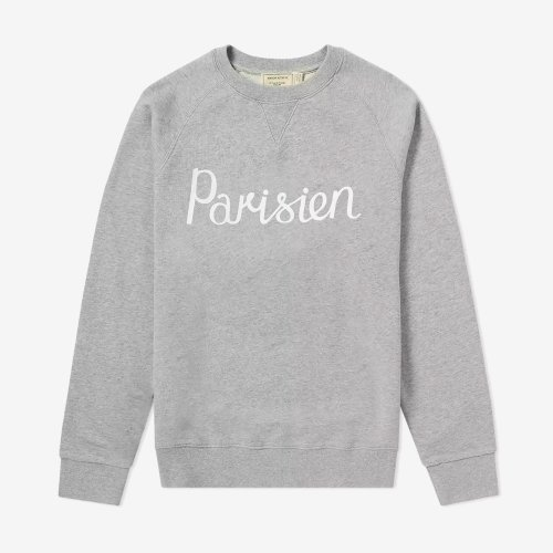 [PRE-ORDER] 19FW SWEATSHIRT PARISIEN GREY MEN AM00301KM0001