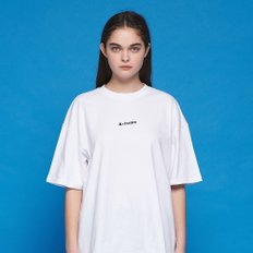 ANOTHER FRAME - MY NANALAND T-SHIRT (WHITE) 반팔티