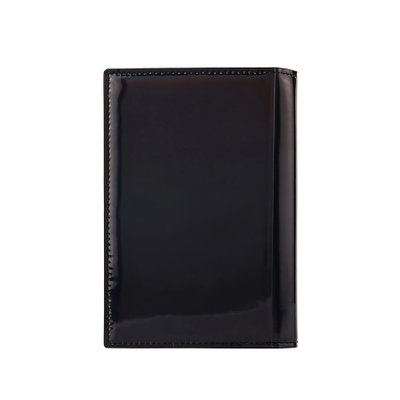 [조셉앤스테이시] Easysafe Flap It Passport Wallet Mirror Black