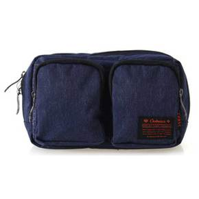 츄바스코_PIONEER WAIST BAG_CWB16002_BLUE