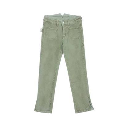 [여주점] EVEREST DENIM COLORE PANTS 팬츠 ZE0SFCTPT005Z56