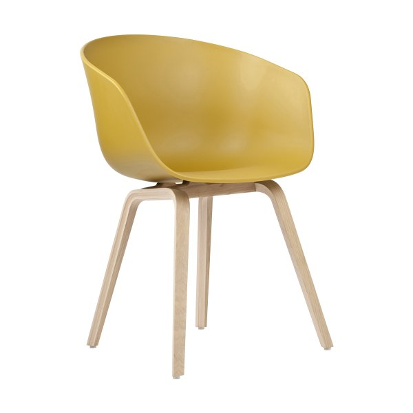 [7월 중순 입고 예정] About A Chair AAC22 Mustard