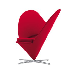 1/6 MINIATURES HEART SHAPED CONE CHAIR