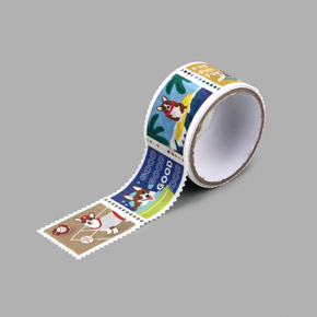 Masking tape : stamp - 21 Welsh corgi