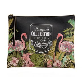 Flamingo_hawaii collection_clutch bag