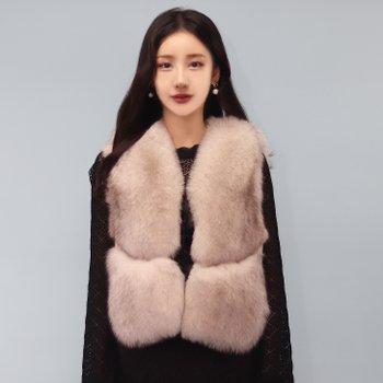 [나우니스][나우니스]밍크 폭스 자켓/코트 UP TO 20%