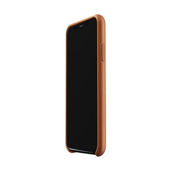 Full Leather Case for iPhone Xs Max - Tan