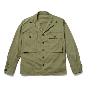 [현대카드 50%]ROBERT MARINE SHIRTS MILITARY GREEN