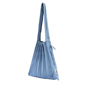 [조셉앤스테이시] Lucky Pleats Knit M Ceramic Blue