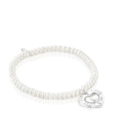 [최초출시가 119,000원]Beads and rotating heart bracelet Valentine/팔찌/115301550