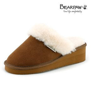 베어파우(BEARPAW) JULIE WEDGE 슬리퍼 (womens) 2종