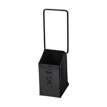 HANGING TOOL STORAGE BOX NARROW Black
