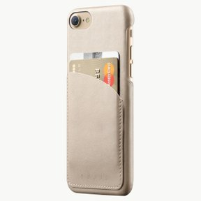 Leather Wallet Case for iPhone 8/7 CHAMPAGNE