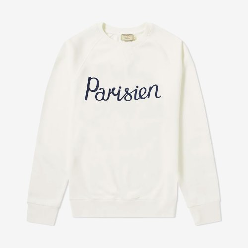 [PRE-ORDER] 19FW SWEATSHIRT PARISIEN LATTE MEN AM00301KM0001