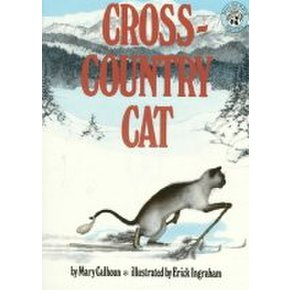 Cross-Country Cat (Paperback/ Reprint Edition)