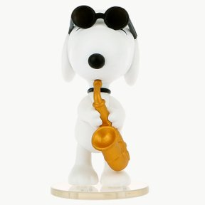 UDF PEANUTS SERIES6 SAXOPHONE PLAYER SNOOPY