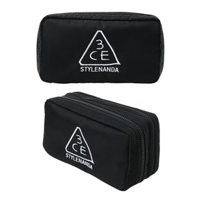 COMPACT POUCH BLACK