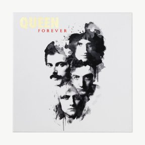 [촬영상품] Queen - Forever (4 LP Box Set)