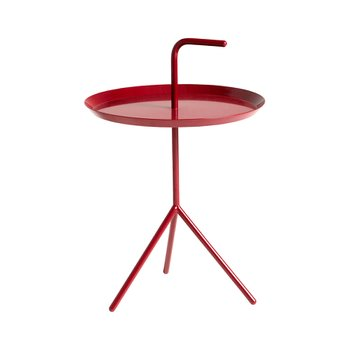 [주문 후 3개월 소요] DLM Side table S Cherry Red