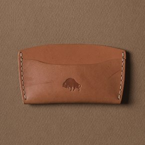 [에스라아서]No.3 Wallet - Golden tan