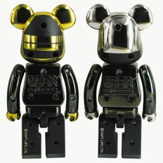 200% BEARBRICK DAFT PUNK SET (RAM VER)