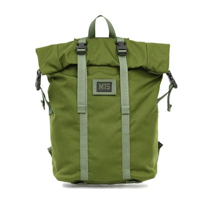 [MIS]Roll Up Backpack - Olive Drab
