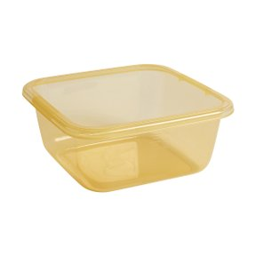 TURKISH WASHING UP BOWL LIGHT YELLOW