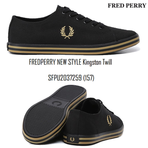 (PLATFORM) FredPerry 2020 S/S NEW STYLE Kingston Leather SFPU2017163 (184)
