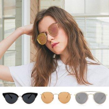 [디오티 페이스메이커(DOT FACEMAKER)] 모든 구매고객에게 선글라스 하나 더!! 자외선완벽차단 취향저격 18S/S 감성선글라스