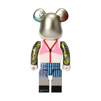 400% BEARBRICK HARLEY QUINN BIRDS OF PREY