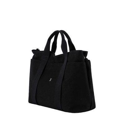 [조셉앤스테이시] Stacey Daytrip Tote Canvas M Black