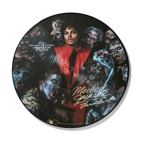 Michael Jackson - Thriller (Picture Disc)