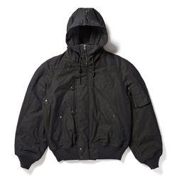 WILLIAM PARKA CHARCOAL GRAY