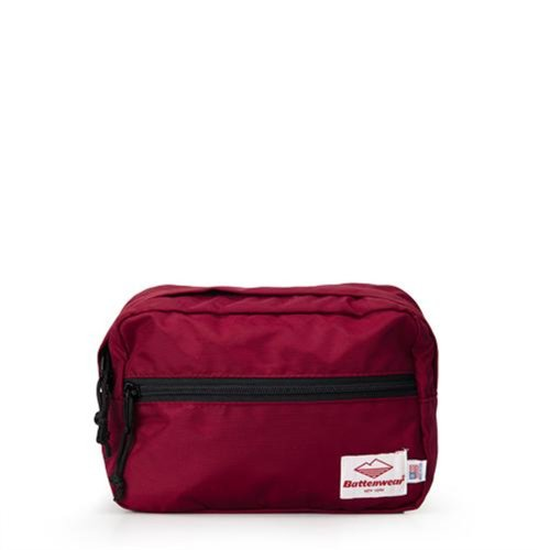 [바튼웨어]WAIST PACK_BORDEAUX