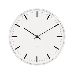 아르네야콥센 Wall Clock City Hall Ø29 (43641)