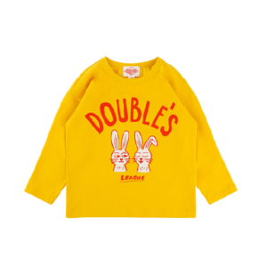 Doubles long sleeve tee BP9122305
