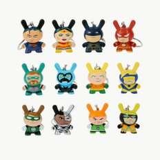 DUNNY DC JUSTICE LEAGUE KEYCHAIN SERIES (단품 랜덤발송)