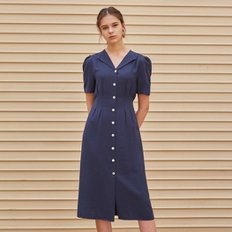 SLIM WAIST H LONG OPS_NAVY (2663453)