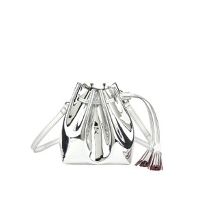 OZ Bucket Bag S Mirror Silver(0JSJ1TT40203F)